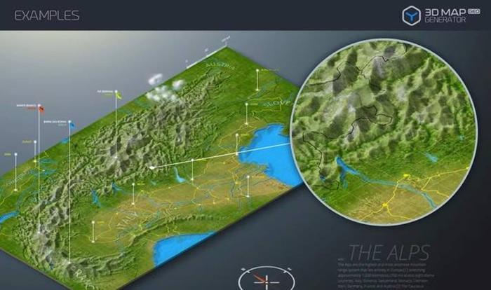 3D MapGenerator Terrain(Photoshop)(6)
