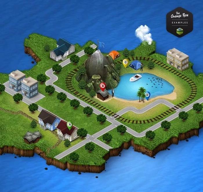 3D MapGenerator Terrain(Photoshop)(8)